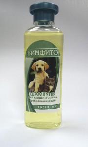 шампунь бим фито от блох для собак