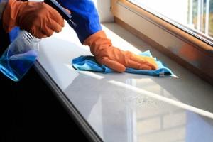 уборка помещения после дезинфекции