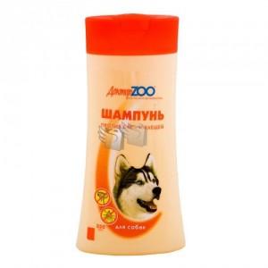 шампунь доктор зу от блох для собак