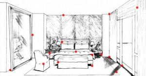 где прячутся клопы в квартире