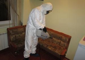 обработка кухонного уголка