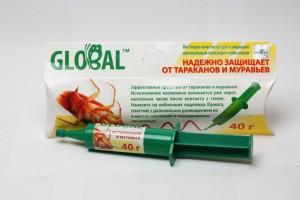глобал от тараканов