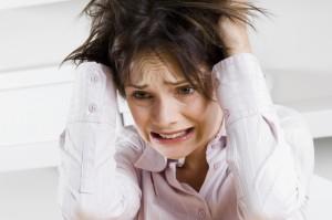 нервный стресс у человека