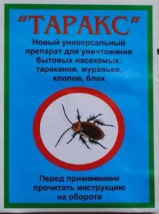 таракс от тараканов