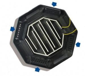 внутреннее устройство электронной ловушки